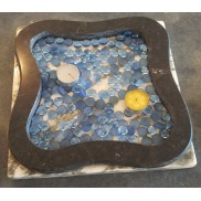Marble Tray / Candle Holder